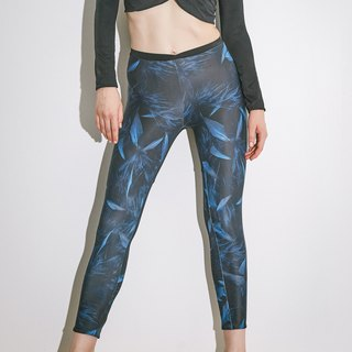Try swimwear surf leggings(waterproof) in black