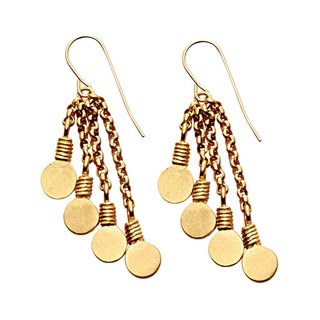 Aegean Minoan earrings