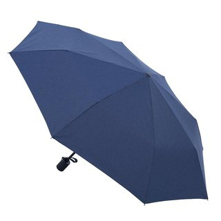Saffron series gentleman dual folding umbrella