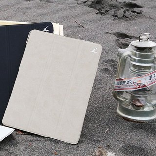Optima iPad Pro 9.7-inch thin protective shell knit hemp