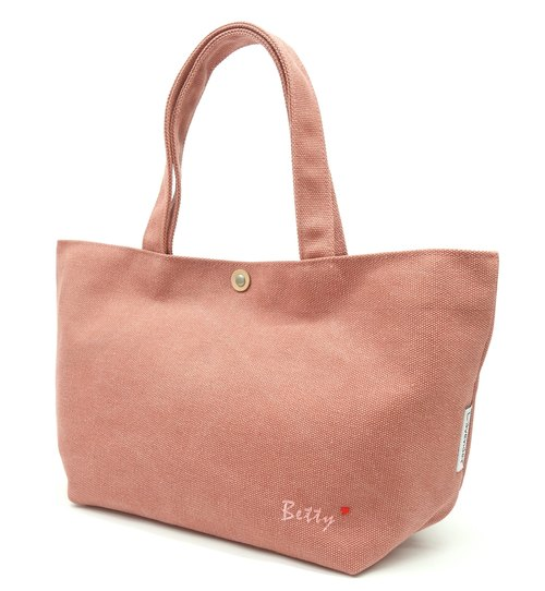 Small bag / Small tote Customize free embroidery to create exclusive package