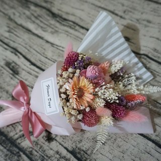 Not withered. Eternal Flowers - Korean Dry Bouquet -*Exchange Gifts*Valentine's Day*Wedding*Birthday Gifts * Graduation