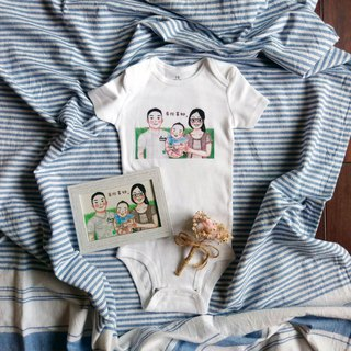 Plus purchase goods: custom cotton - white dressing (children)