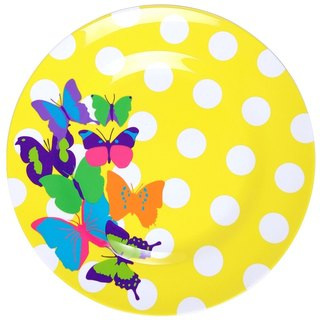 ASIAN butterfly -10 inch disk