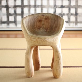 Woode chair  / GOROTANS  Egg