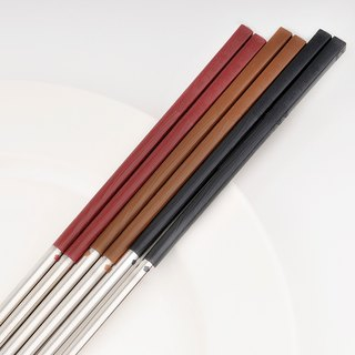 Taiwan's first chopsticks. SPS Hemu composite chopsticks. A total of 3 colors