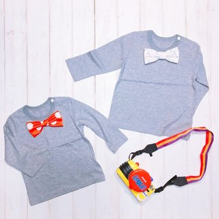 Long sleeve baby shirt