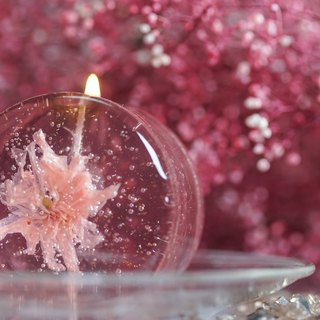 Sakura Scented Candle