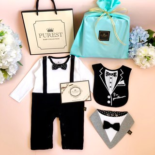 Christmas gift - British little prince - Fu bag gift box group / baby newborn Mi Yue / birthday / gift preferred