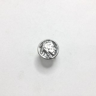 One of Indiana · Silver Retro Ring | Indian