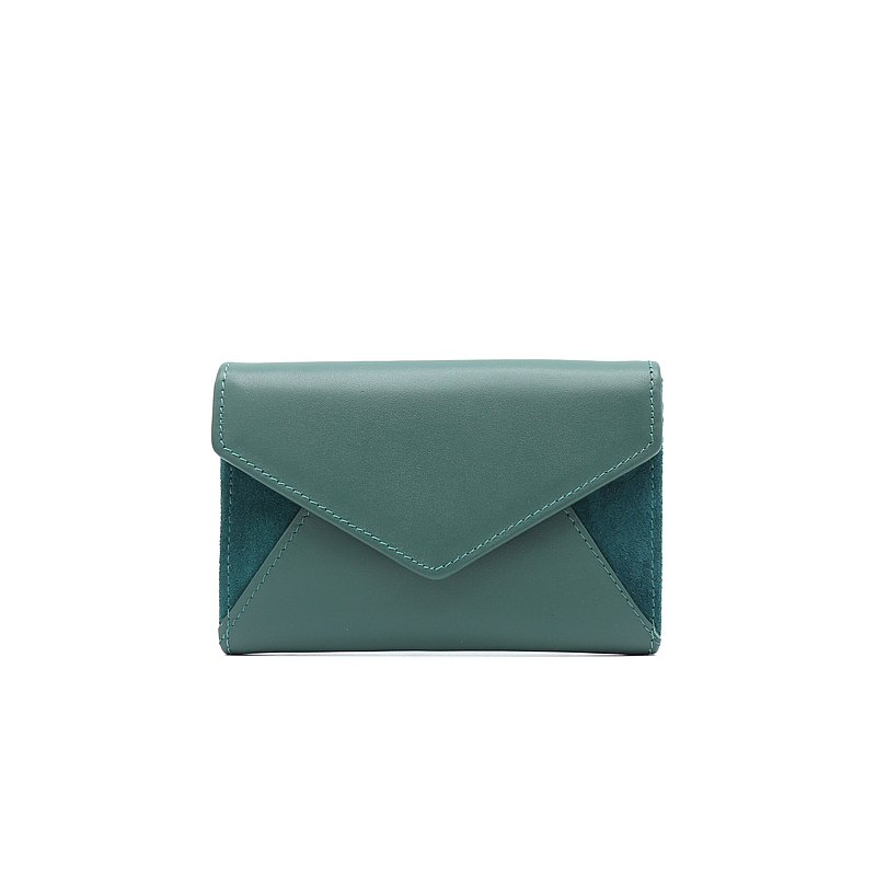 ENVELOPE SMALL WALLET - FORREST