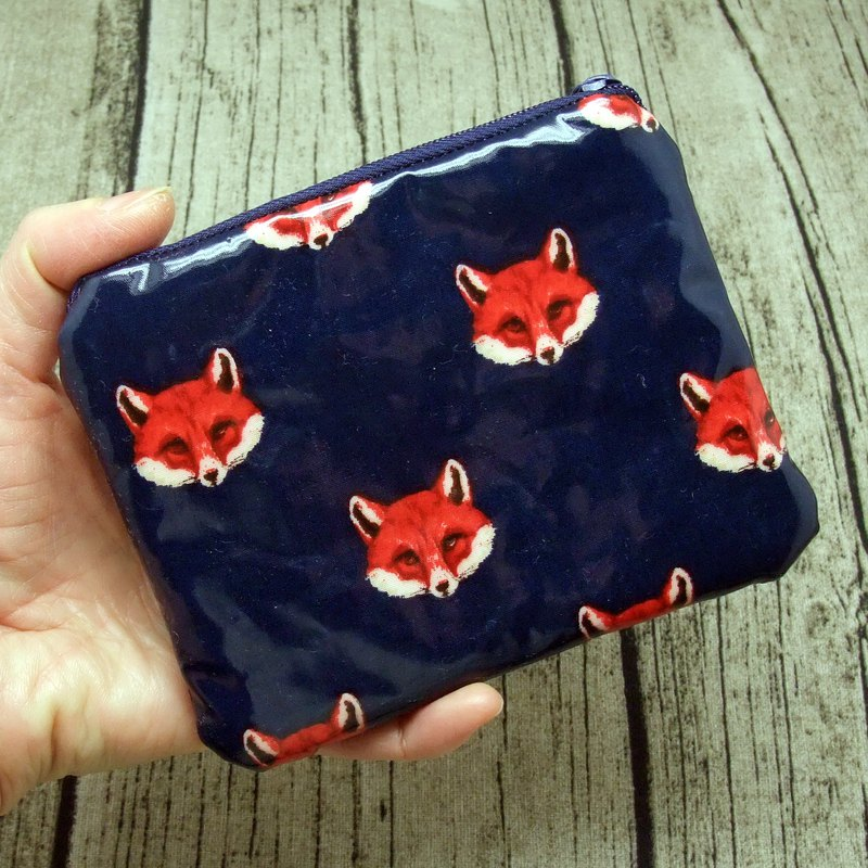 Zipper pouch / coin purse (padded) (ZS-236)
