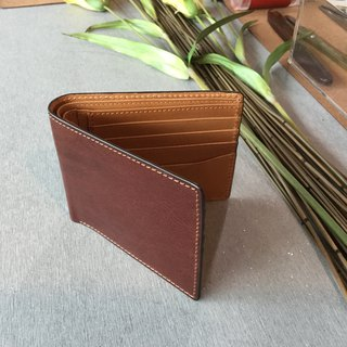 isni Wallet design/ Handmade leather