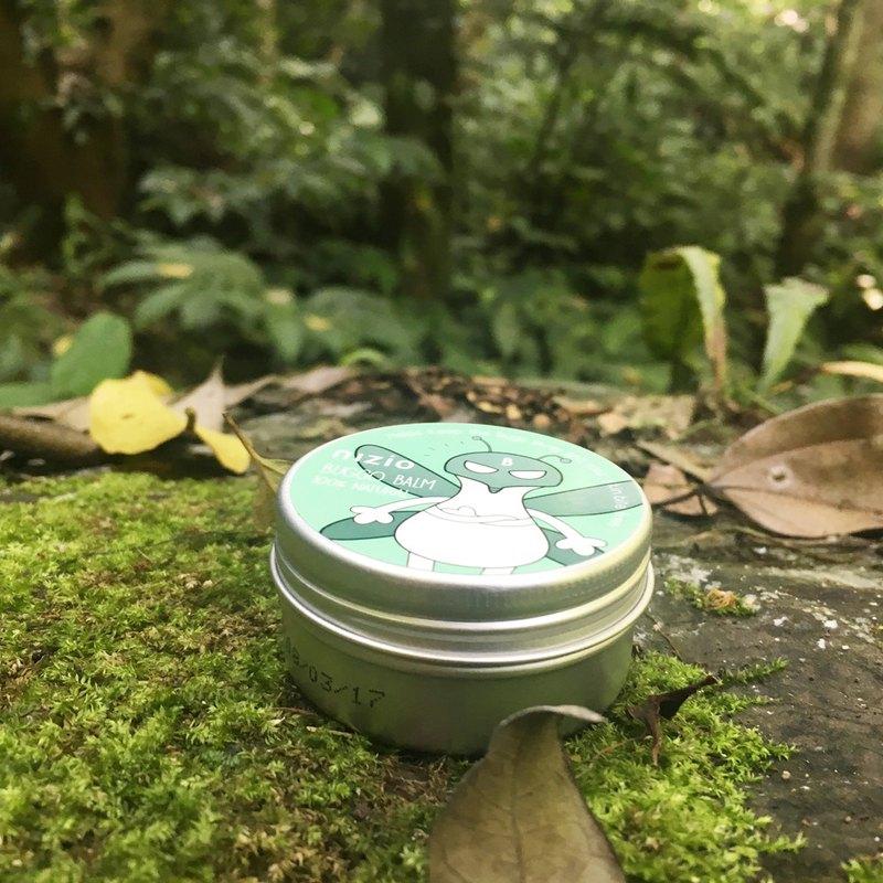 檸檬精油蟲蟲飛防蚊膏25g-英國威爾斯精油