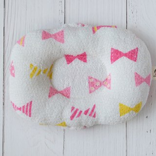 Bow towel cloth hand pillow breastfeeding pillow Wuan pillow Mi Yue