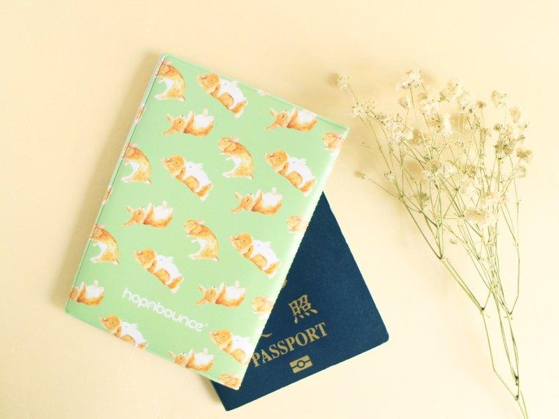 兔子 小兔 護照夾 護照套