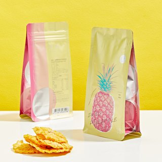 Golden diamond pineapple dry / no sugar without added