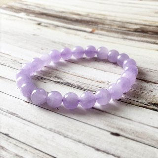 | Classic Collection | Lavender Amethyst (Bracelet x Bracelet x Handmade x Customized.)