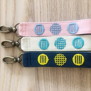 Keychains / Embroidery Keychains - Circlemesh Collection