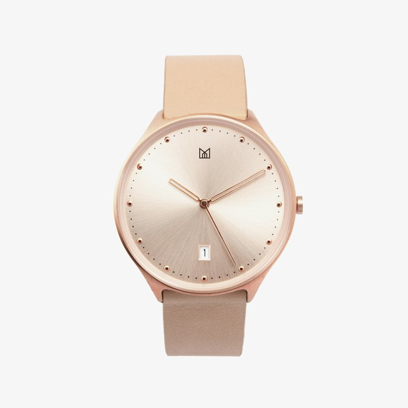 NEUT watch | Sunrise Rose Gold
