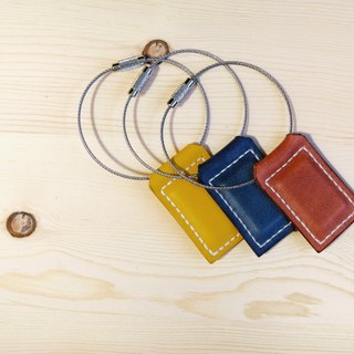 Sanku - Leather Hand - Magnet Key Ring