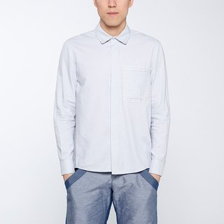 Corey Shirt Men's Shirt Shirt - Gray