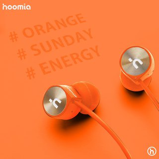 Lustful live live homia good Mia hot replenishment to [E1G] Nautilus In-Ear stereo headphones (vigor orange)