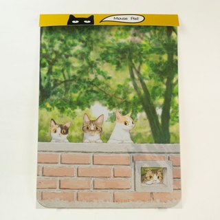 Three cat shop ~ little mouse pad