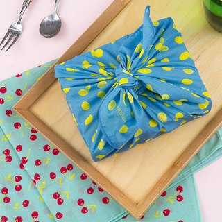 Ardium Nature Hanky ​​Handkerchief - Lemon