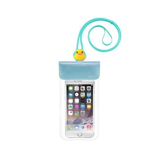 Bone / Waterproof Phone Bag Waterproof Phone Bag - Duck