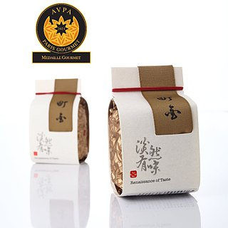 Dingjin Oolong Tea(high mountain oolong tea) 75g ● Renaissance of Taste ● Taiwanese tea