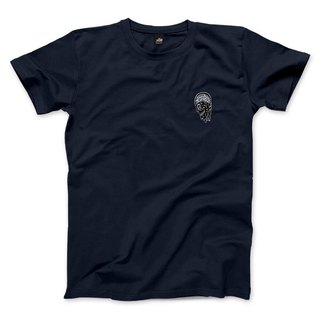 Infection - dark blue - neutral T-shirt