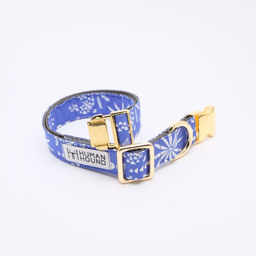 BLUE HAWAII COLLAR