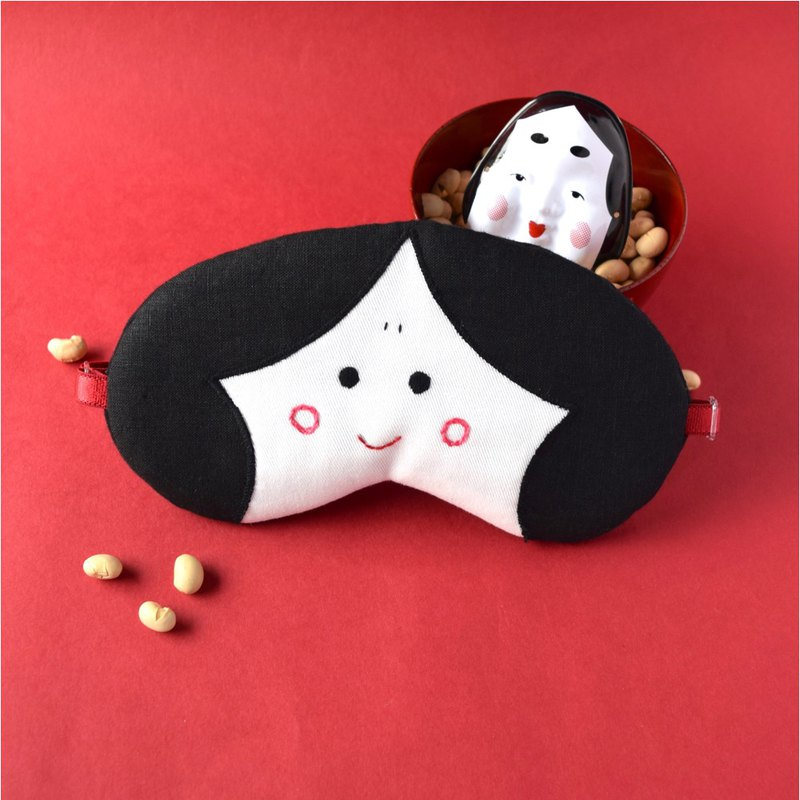 日本眼罩/多福娘/睡眠