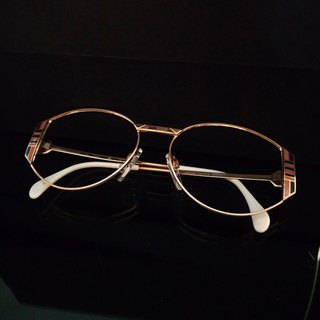Monroe Optical Shop / Austria 80s Antique Eyeglasses Frame M04 vintage