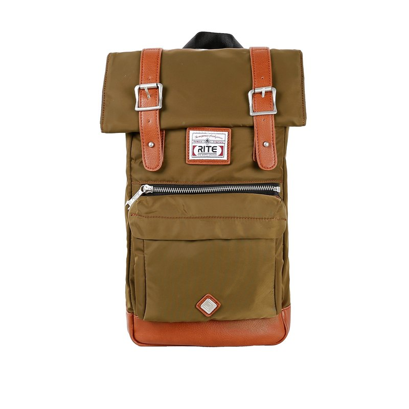 Evolution RITE Twin Pack * Flying Bag x Vintage Bag (M) - Nylon Brown