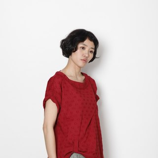 And - Summer Cocktail - Small pocket crew neck top