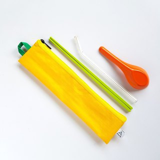 Eat more fruits and vegetables, good health / environmental protection tableware bag / banana pumpkin