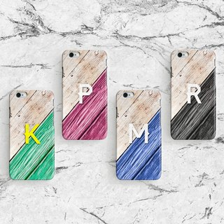 personalized, wood print collage- - Designer iPhone Case. Pattern iPhone Case.