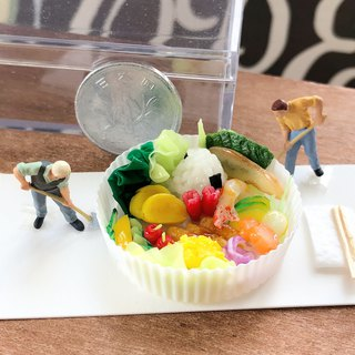 Japanese resin clay hand-made party boyhood childhood school travel
