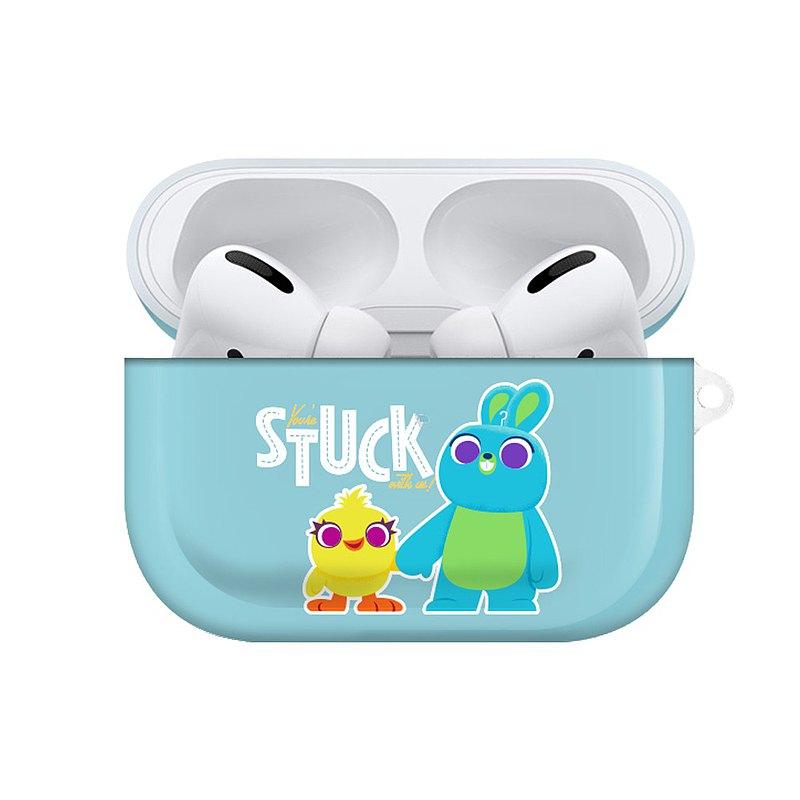 迪士尼系列 Airpods Pro耳機保護套 玩具總動員 鴨霸與兔崽子