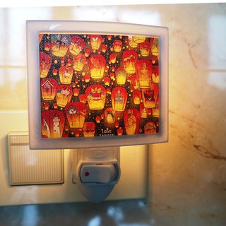 Wenchuang mini night light -116 days light woo Taiwan