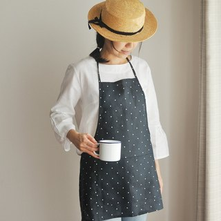 Linen Apron Summer Collection ♡ Polka Dot