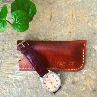 Pouch for watch