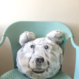 adc|party animals|cushion |bear