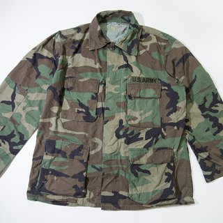 US military BDU jungle combat uniforms tear-resistant brand name L
