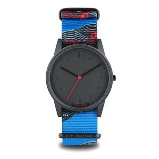 "HYPERGRAND - 01 Basic Series - ""HOLIDAY"" TIDAL Island Wave Watch"