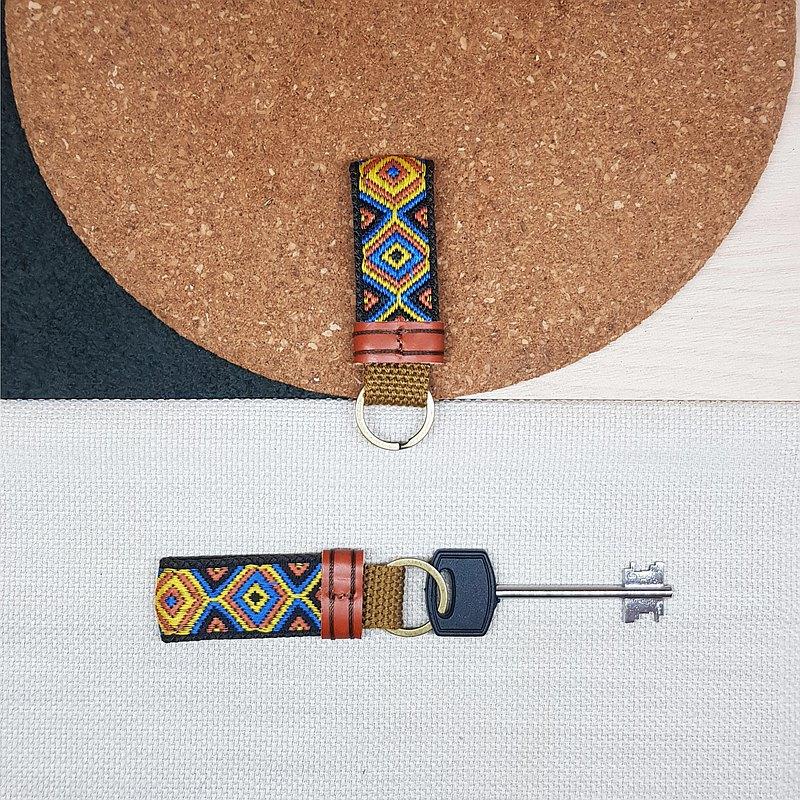 / 日本免運 X 畢業季 / 鑰匙圈 吊飾 織帶 生日禮物