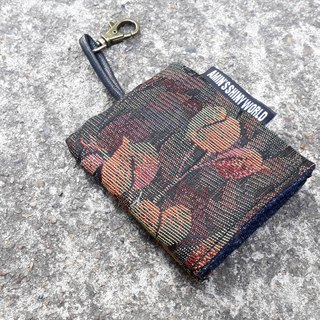 AMIN'S SHINY WORLD Handmade Ethnic Wind Braided Key Case 03