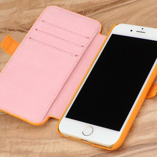 STORYLEATHER made iPhone 6 / 6S (4.7 inches) Style i65 crust cross-sided Ling Case